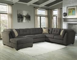Benchcraft Furniture 3 Piece Modular Sectional W Armless Sleeper U0026 Left Chaise By