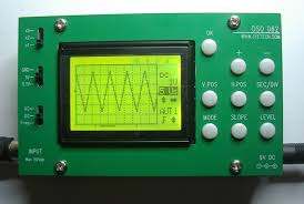jye tech diy oscilloscopes diy kits for hobbyists