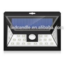 incandescent luminaire outdoor lighting yifan 24led incandescent luminaire led outdoor motion solar sensor