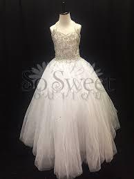 tiffany princess girls pageant dress ins tock
