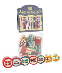 Scandanavian Flags Almuegaarden Scandinavian Flag Candy Scandinavian Butik