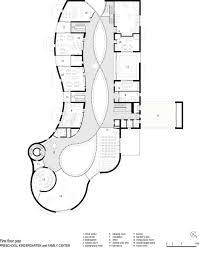 Preschool Floor Plan by Preschool Kindergarten And Family Center In Bolzano Modus