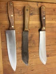 question of the day what would you do with a box of old knives