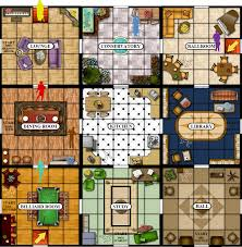 lovely game of clue rooms part 8 found this awesome old clue