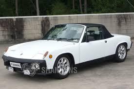 porsche 914 race cars sold porsche 914 u0027targa u0027 coupe rhd auctions lot 19 shannons