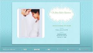 electronic baby shower invitations electronic baby shower