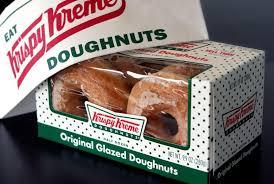 an atm like dispenser that will sell krispy kreme nutella donuts
