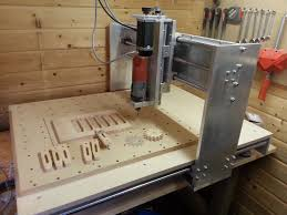 a very professional homemade cnc router hackaday
