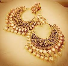hoops earrings india ommira jewellery