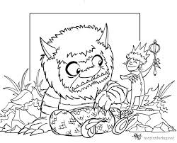 wild coloring pages free coloring