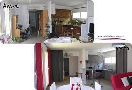 cuisine sous pente har mony home staging f2 avec 2pièces et petit coin cuisine sous