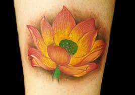 30 slick lotus flower tattoos creativefan