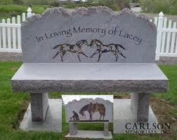 memorial benches memorial benches in colorado carlson memorial