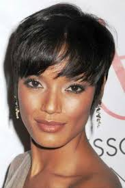 pictures of african american short natural hairstyles