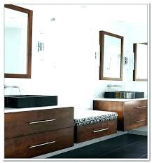 Bathroom Bench Seat Storage Bathroom Benches With Storage Storage Bench Bathroom Medium Image