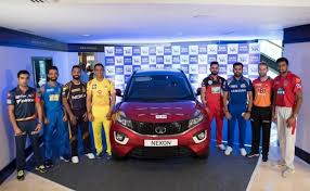 for to be tata nexon vivo ipl official partner to be auctioned for a cause
