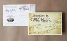Wedding Postcards Wedding Postcard Save The Dates Vintage Wedding Save The Date
