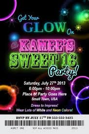 hashtag neon party birthday party invitation birthday 193 best party foods and party decorations images on