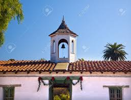 Adobe House by Casa De Estudillo Christmas Decorations Old San Diego Town Roof