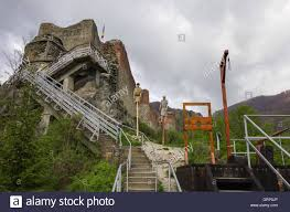 Vlad The Impalers Castle by Poenari Fortress Is Vlad Tepes Castle Prince Of Medieval