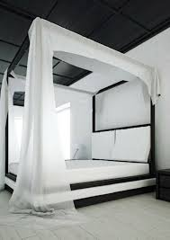deco chambre romantique lit baldaquin pour une chambre de déco romantique moderne lit