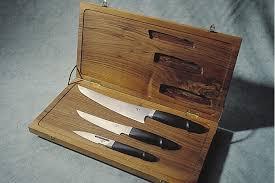 coffret de couteaux de cuisine cadeau entreprise coffret couteau publicitaire personnalisé