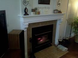 appealing ideas for various wrap around fireplace mantel design