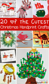 the 25 best christmas handprint crafts ideas on pinterest
