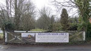 mp questions value of new brighton to london railway line from