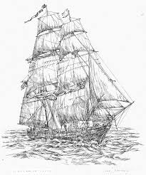what will oliver hazard perry actually look like under sail