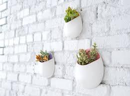 planters that hang on the wall d e s i g n l o v e f e s t make it wall planters