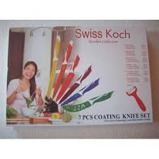 swiss koch kitchen collection de couteaux 100 neuf swiss koch kitchen collection
