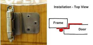 how to install overlay cabinet hinges how to install overlay cabinet hinges www cintronbeveragegroup com