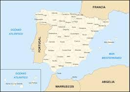 provincias de espana u2022 mapsof net