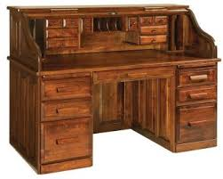 Computer Desks And Hutches Roll Top Desks