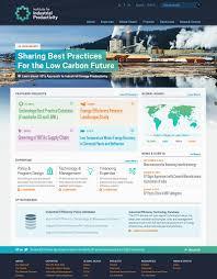 website homepage design iip energy nonprofit branding u0026 design constructive