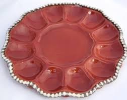 small deviled egg plate deviled egg plate handmade etsy sg