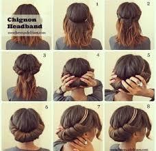 tutorial rambut tanpa perlu berdandan lama lama 5 gaya cepol sederhana ini bikin