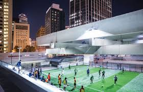 soccer in the streets brings the game to marta u0027s five points
