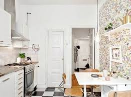 tapisserie cuisine 4 murs tapisserie pour cuisine la cuisine papier peint pour cuisine 4 murs