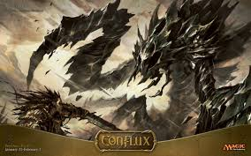 Magic The Gathering Sliver Deck Standard by Wallpaper Of The Week Nyxathid Magic The Gathering