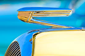 1936 buick 40 series ornament photograph by reger