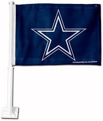rico dallas cowboys car flag u0027s sporting goods