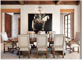 A Gorgeous Dining Room In Texas  Colby Design - Gorgeous dining rooms