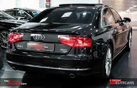 pre owned audi dubai audi a8l 5 years warranty and service from al nabooda the elite