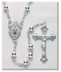 creed rosary creed rosary deluxe rosaries onyx and of pearl rosary