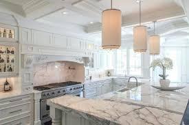 Carrara Marble Kitchen Backsplash Carrara Marble Kitchen Marble Top Kitchen Island