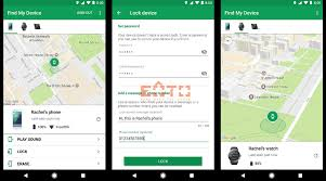 Find My Device Android Device Manager Updated And Renamed To Find My Device