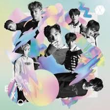 exo japan album exo japan 1st full album countdown cd dvd vr exo l japan limited