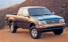 toyota t100 truck 1993 1998 toyota t100 preowned truck trend